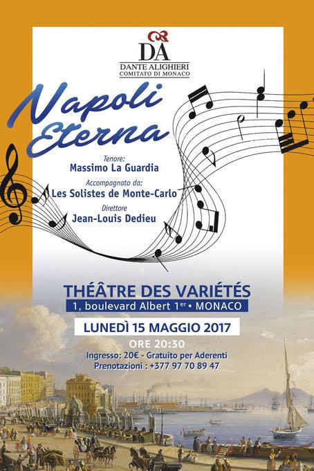 Il patrimonio musicale napoletano in scena a Monaco