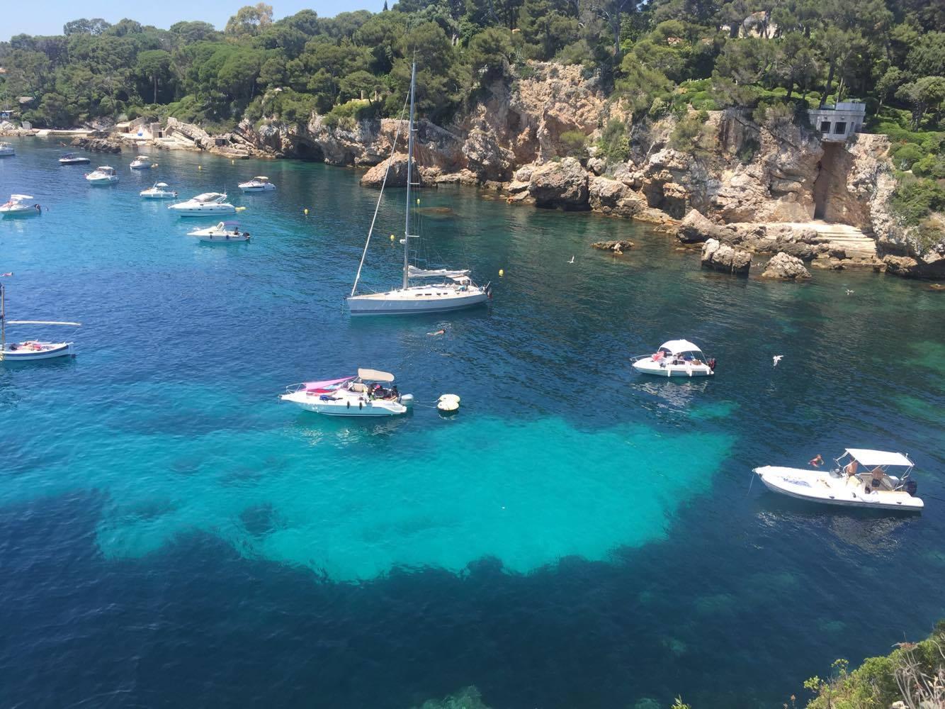 Spiagge della Costa Azzurra (seconda parte)
