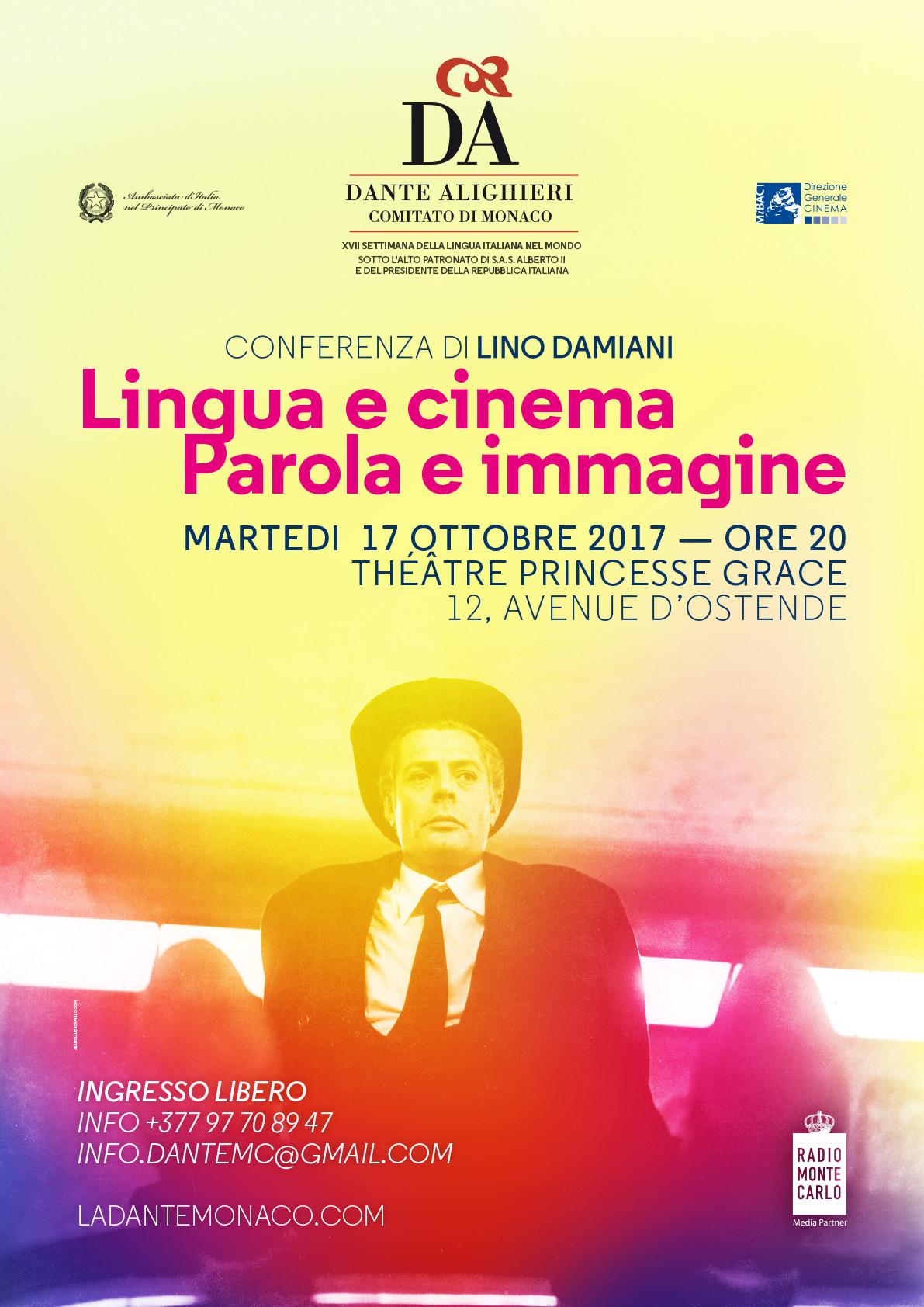 Lingua e cultura italiana nell'ottobre della Dante di Monaco