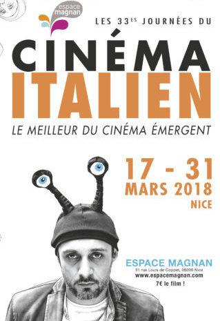 affiche e Le Journées du Cinéma Italien