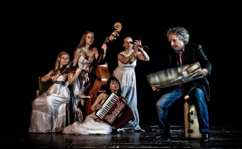 Eugenio Allegri e Les Nuages Ensemble a Monaco