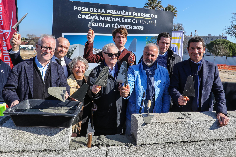 Cineum: a Cannes il cinema più grande della Costa Azzurra