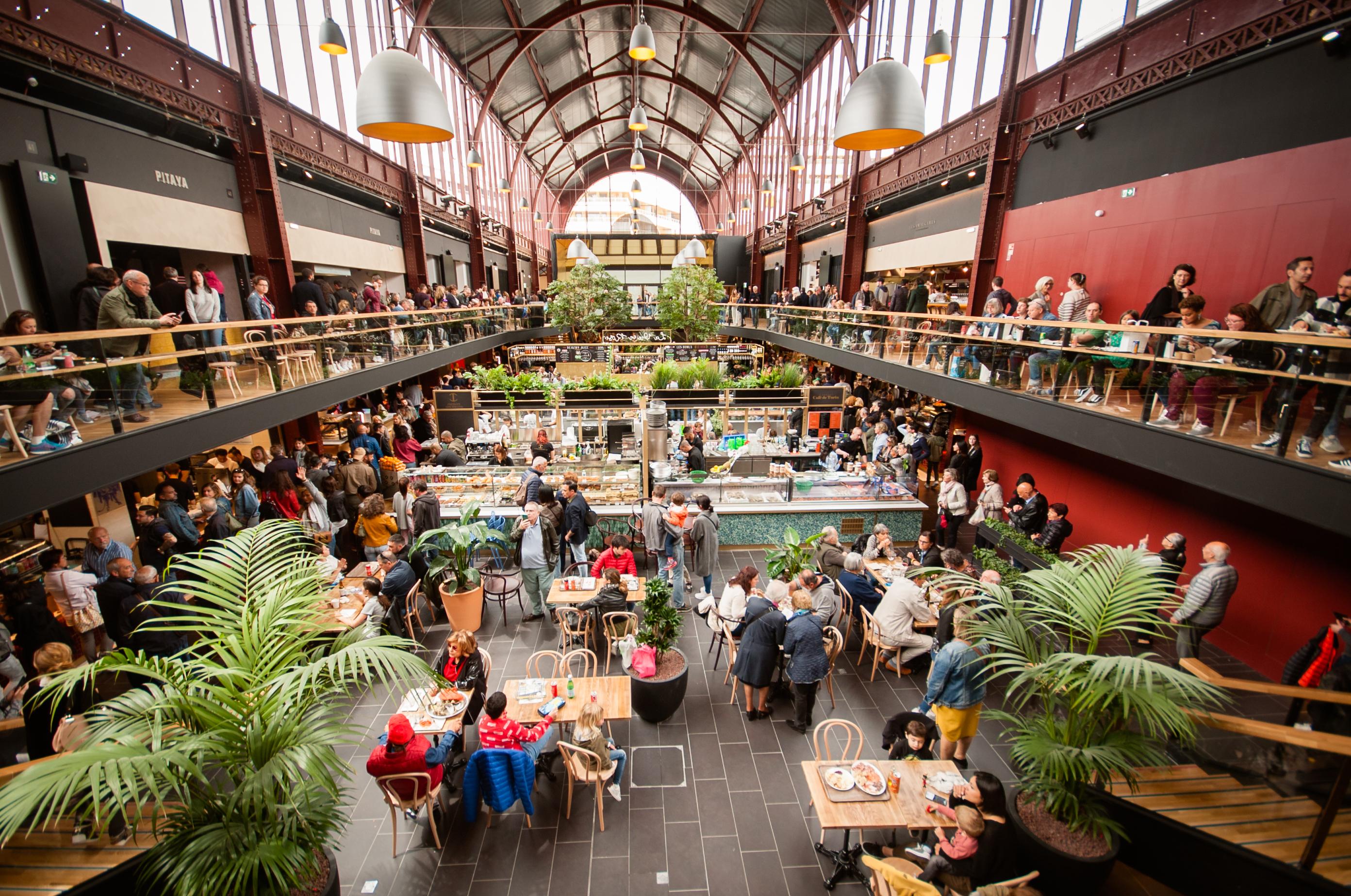 Halle Gourmande 3 - photo Antonella Fava