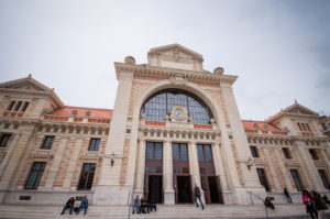 Mangiare a Nizza alla Gare du Sud - photo Antonella Fava