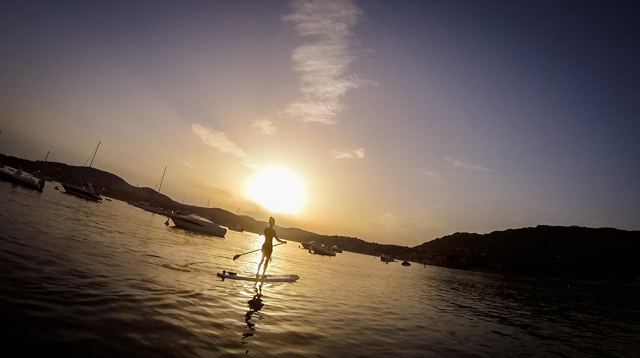 Paddle Yoga: dove praticarlo in Costa Azzurra