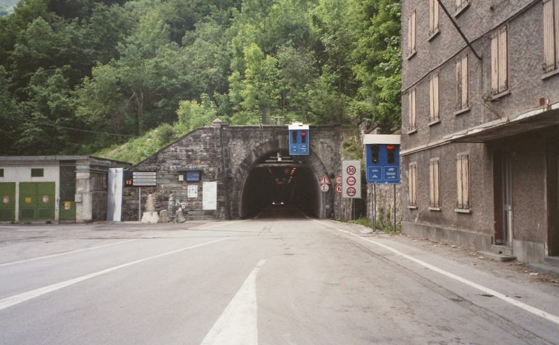 Il Tunnel del Tenda