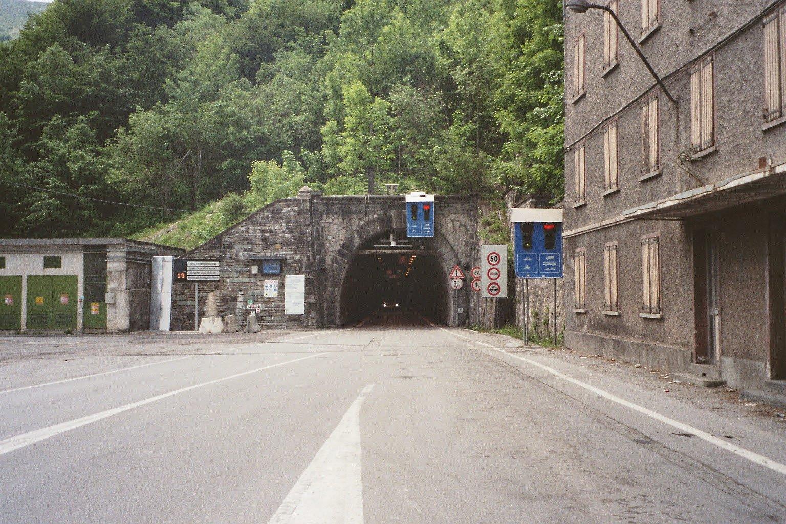 Il Tunnel del Tenda