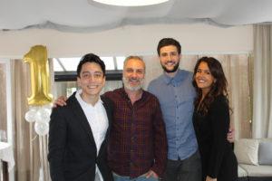 Timenjoy: il team di ideatori della app