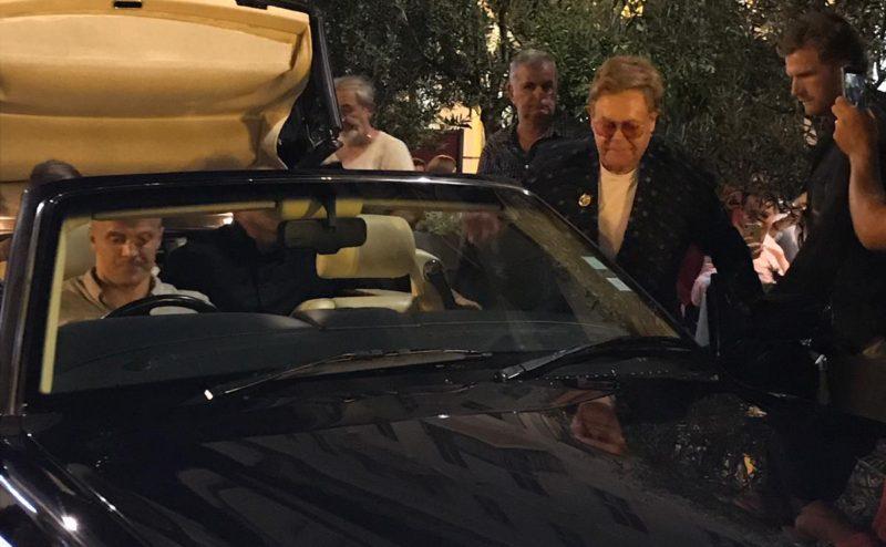 Elton John a Nizza - Radio Nizza
