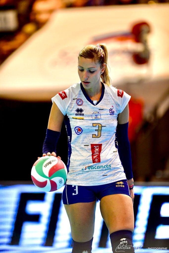 Noemi Signorile, campionessa di Volley