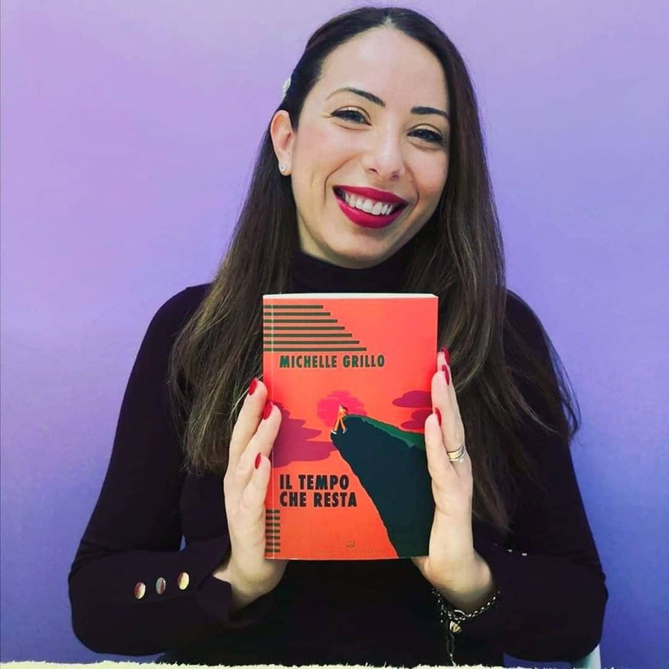 Michelle Grillo un'autrice nata a Nizza