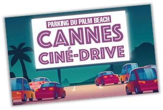 Un drive in a Cannes per tornare al cinema
