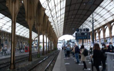 Treni soppressi sulla linea Grasse-Vintimille