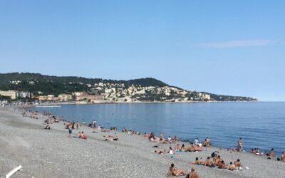 Déconfinement e tutti in spiaggia a Nizza