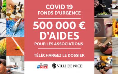 A Nizza fondo di 500 mila euro per le associazioni