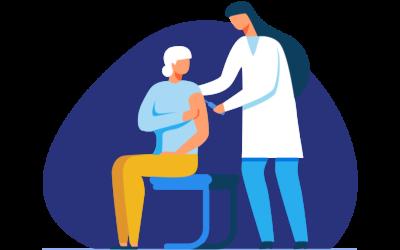 Vaccino anti covid a Nizza