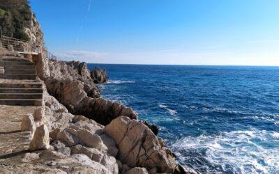 Passeggiata a Nizza: Porto e Sentier du Littoral