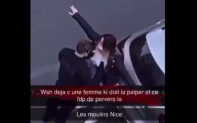Perquisizione o violenza? Un nuovo caso in Francia