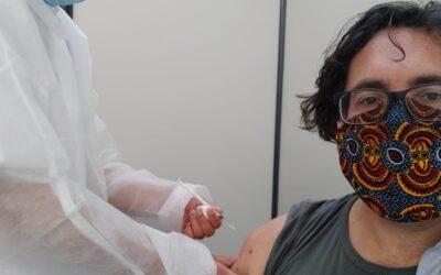 Il giorno del vaccino a Nizza