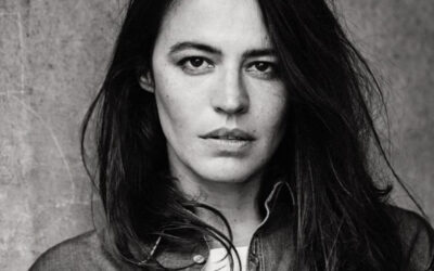 L'attrice Giorgia Sinicorni a Nizza per una serie tv