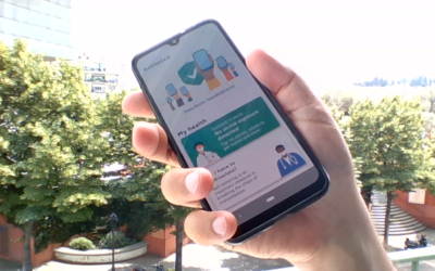 Il pass sanitario sullo smartphone