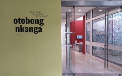Costa Azzurra e Piemonte uniti dall'arte di Otobong Nkanga