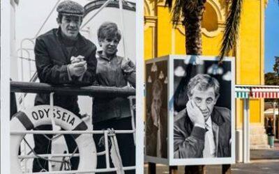 L'omaggio di Nizza a Belmondo
